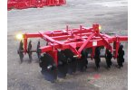Hardee - Model D-18-1618 - Disc Harrows
