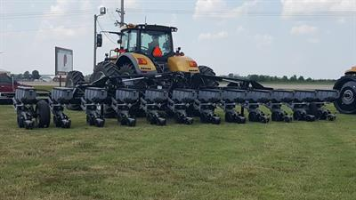 Harvest - High Speed Stackfold Planter