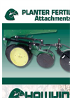 Hawkins - N FORCER - Planter Fertilizer Brochure