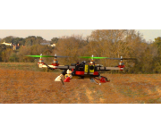 California Farmer Focuses on the Future of Drone Technology