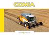 COMIA - C4 - Combine Harvester Brochure