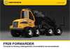 Sampo-Rosenlew Forwarders FR28- Brochure