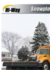 Hi-Way - Snowplows for Varying Truck - Brochure