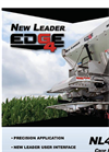 Model NL4500 G4 Edge - Variable Dry Rate Nutrient Applicator Brochure