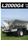 Model L2000G4 - Single Bin Spreader Brochure