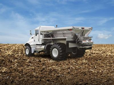 New Leader - Model NL4500 G4 Edge - Variable Dry Rate Nutrient Applicator