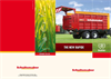 Rapide Series - Multi Purpose Loaderwagons Brochure