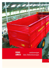 Feedo Series - Forage Box Feeder Wagon Brochure