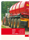 Stall Manure Spreaders SMS & Calypso Series- Brochure