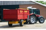 Schuitemaker - Model Feedo Series - Forage Box Feeder Wagon