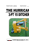 3-PT 15 - 3-Point Ditcher Brochure