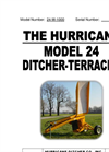 24 - Pull-Type Ditcher-Terracer Brochure