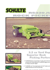Jumbo - Model RS320 - Rock Picker Brochure