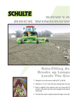 Model SRW1400 - Windrower Brochure