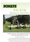 Model FX-318 - Rotary Cutter Brochure