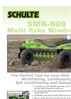 Model SMR-800 - Multi Rake Windrower Brochure