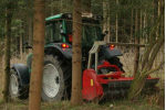MIDIFORST - Model 80-130 HP - Forestry Mulcher