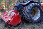 MIDIFORST - Model 120-190 HP - Universal Forestry Mulcher