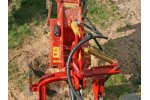 KASTOR - Model 80-180 HP - Stump Grinder for Stumps any Diameter