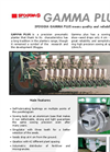 Model F10 - C10 - Half Automatic Transplanter- Brochure