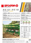 Model F12 - C12 - Half Automatic Transplanter Brochure