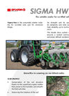 Sigma - Model Hws - Precision Pneumatic Planters Brochure