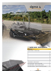 COMBI - Model PC 4000 - Bulldozer Blade Brochure