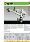 Duplex - Model 10137 - Sprinkler Brochure