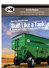 Model 250-7S, 250-7SB, 385SD, 440SD, 540SD, 680SD, 760SD - Gravity Wagons  Brochure