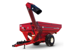 Model 22 Series X - Tended Reach Grain Carts