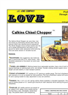 Chisel Chopper Brochure