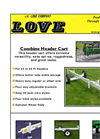 Combine Header Cart Brochure