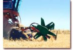 Combine and Swather Pick-up Reels