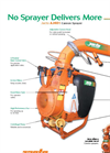 Jacto - AJ401 - Cannon Sprayer - Tractor Mount - Brochure
