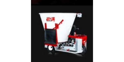 Model A50  - Self-Propelled Mini Mixers