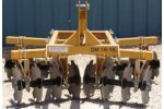 Hay King - Model DM 1616 - 3-Point Disc Harrows