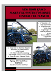 Model 3600 - Seed Auger Fill System / Central Fill Planter Brochure