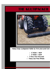 Heavy Duty Cultipacker Roller Brochure
