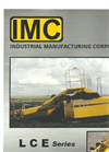 Model L C E Series - Laser Finishing Ejector Scraper Brochure