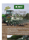 Rip/Strip - Model 6700 Series - Deep Tillage Equipment  Brochure