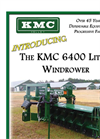 KMC - 4200 - Poultry House Cleanout Machines Brochure