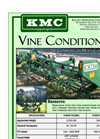 Vine Conditioner Brochure