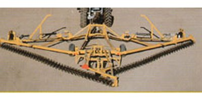 Phillips - Model 3000 and 4500 - Rotary Harrow