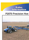 New Holland - P2070 - Air Hoe Drills Brochure