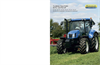 New Holland - Model T6 Series – Tier 4B - Tractor Brochure