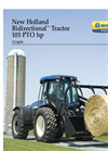 New Holland - TV6070 Bidirectional - Tractor - Brochure