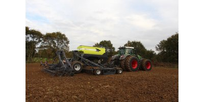 Trailed Seed Drill-2