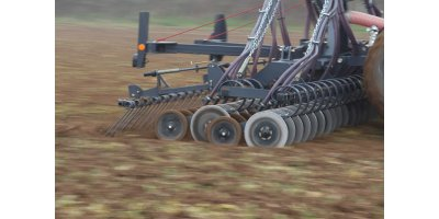 Trailed Seed Drill-4