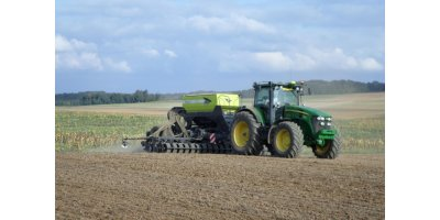 Trailed Seed Drill-3