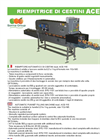 Model ACE-115 - Automatic Punnet Filling Machine Brochure